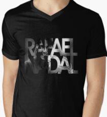 rafael nadal tshirt Men's V-Neck T-Shirt
