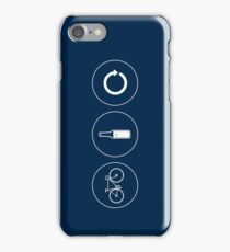 Ride. Relax. Repeat. iPhone Case/Skin