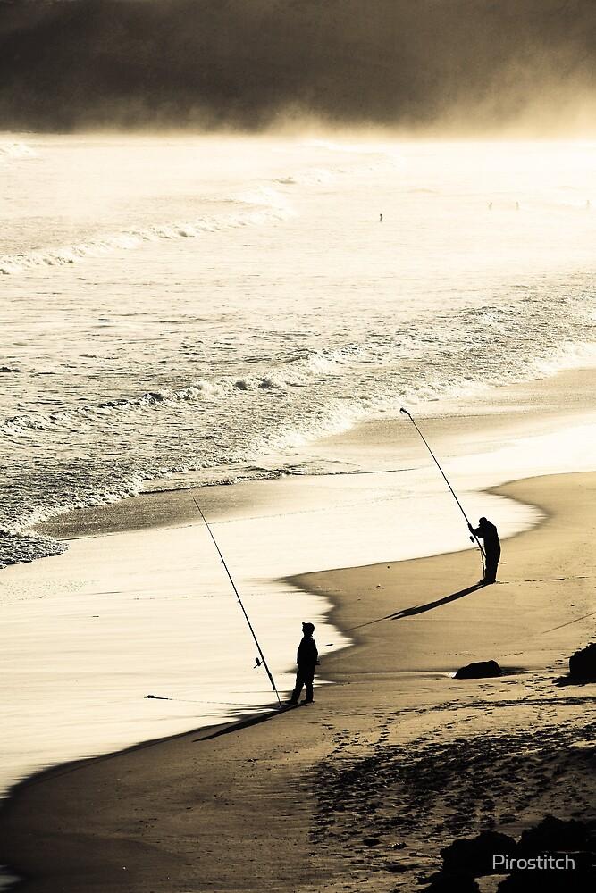 Fishermen by Pirostitch