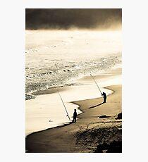Fishermen Photographic Print