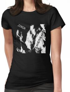 Adam and the Ants, Zerox Womens Fitted T-Shirt