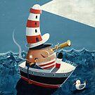 Ship Ahoy! by Neil Elliott