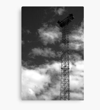 Light Tower Canvas Print