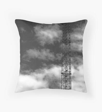 Light Tower Throw Pillow