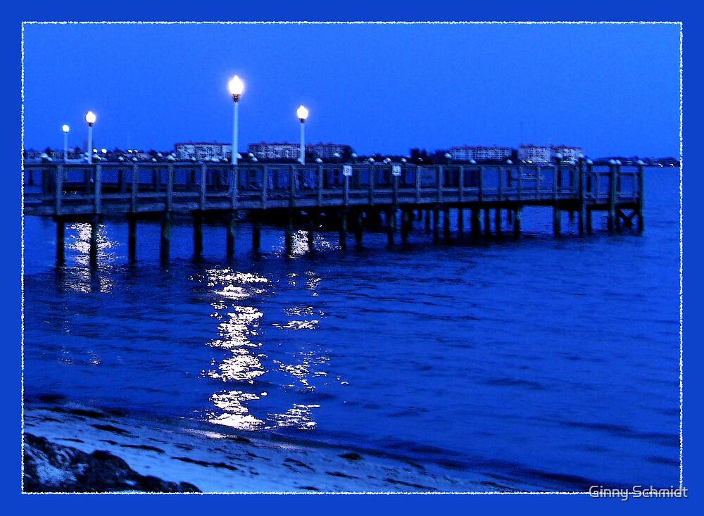 Blue Bayou by Ginny Schmidt