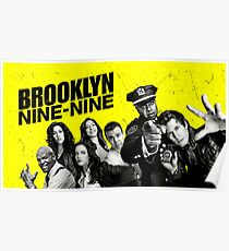 brooklyn nine nine Poster