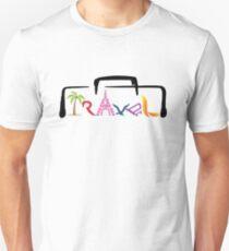 Travel Tshirt Cute Graphic Unisex T-Shirt