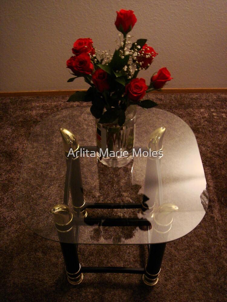 Roses by Arlita Marie Moles
