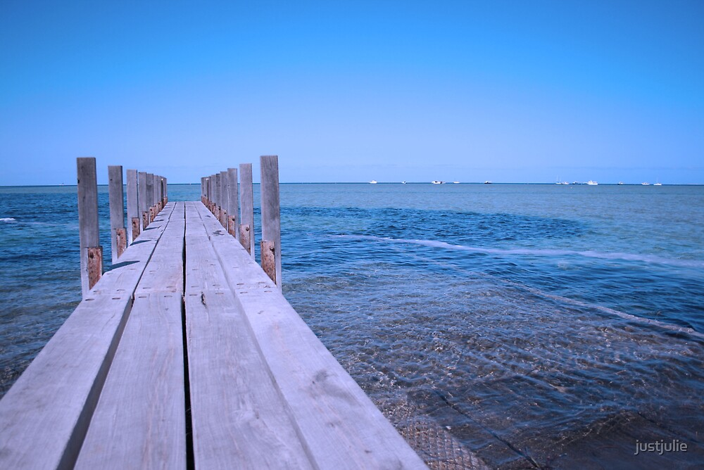 Jetty by justjulie