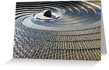 Spinning Water by Shelley Heath