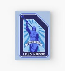 LDSS Nauvoo patch Hardcover Journal