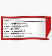 Why Do I? Poster