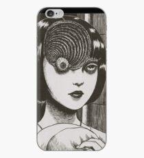 Junji Ito : Uzumaki (Edit) iPhone Case