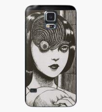Junji Ito : Uzumaki (Edit) Case/Skin for Samsung Galaxy