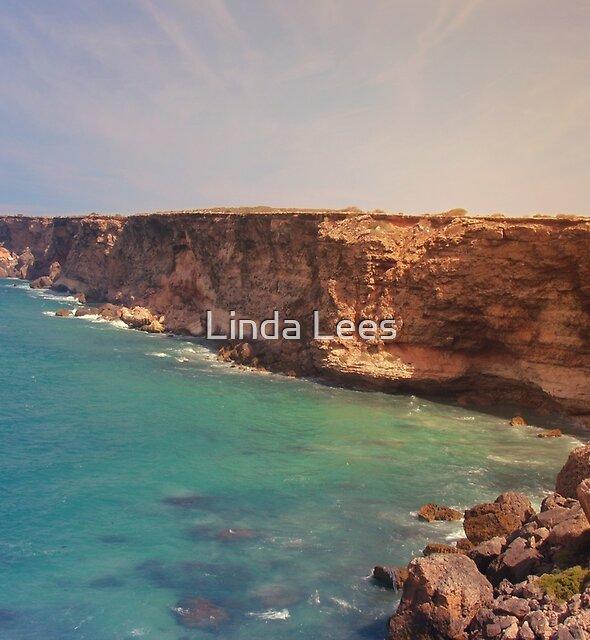 Great Australian Bight by Linda Lees