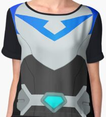 Voltron Cosplay - Lance Chiffon Top
