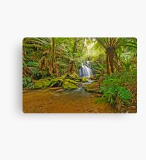 Relaxing Canvas Print