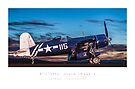 Corsair - Goodyear FG1D by Kristoffer Glenn Pfalmer