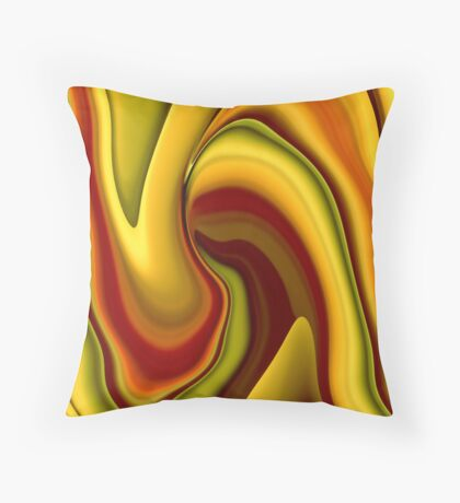 Lingering Throw Pillow