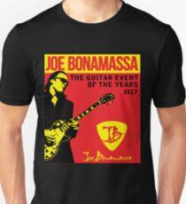 joe bonamassa the guitar event of the years 2017 Unisex T-Shirt