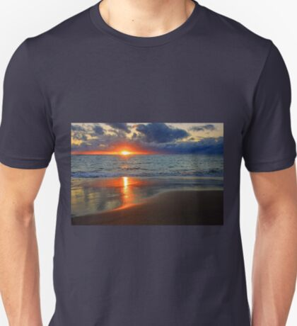 Sunset At Point Peron  T-Shirt