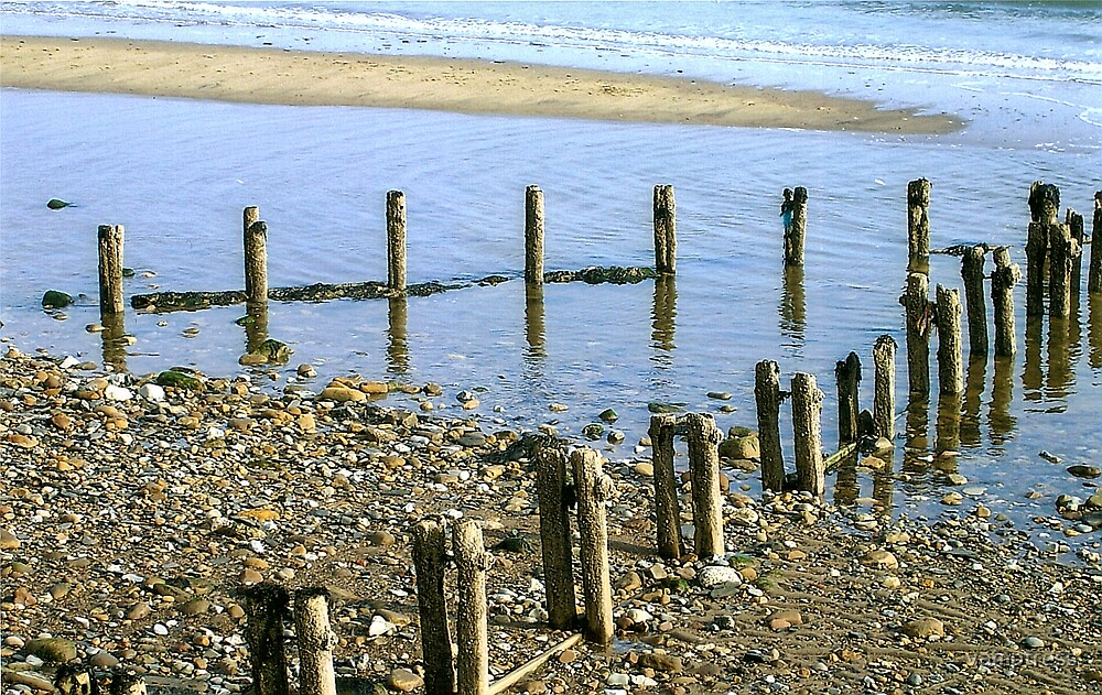 SANDSEND BEACH by vamptress