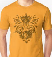 The Ram God's Blessing (brown design) T-Shirt