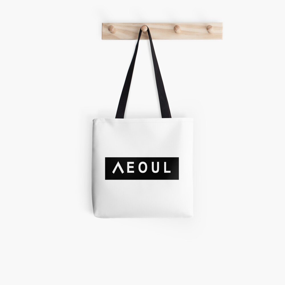 Seoul Stofftasche