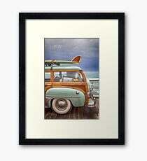 surf buggy Framed Print
