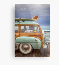 surf buggy Metal Print