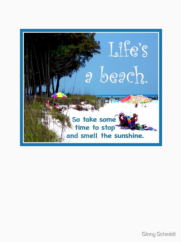 Beach by CricketNoel
