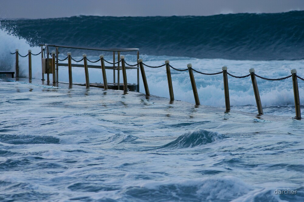 Narrabeen Pool by darcher