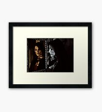 Once Upon A Time......... Framed Print