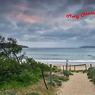Umina Christmas card2 by Andrew Murrell
