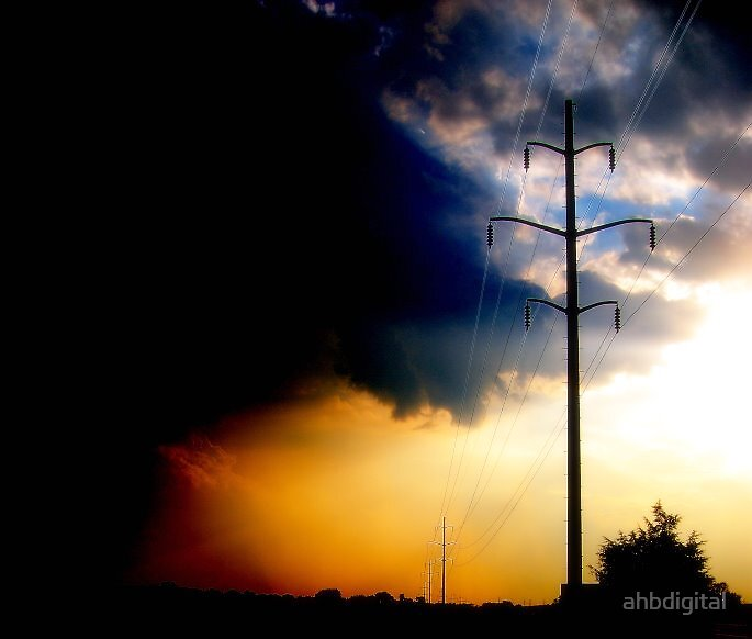 Dazed Road by ahbdigital