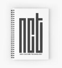 nct Spiral Notebook