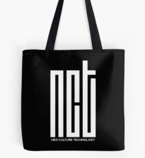 Bolsa de tela NCT blanco