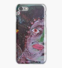 Outsider Art Wizard Of Odd iPhone Case/Skin