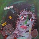 Outsider Art Wizard Of Odd by BeatriceM