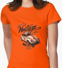 Herbie Womens Fitted T-Shirt