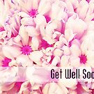 Get Well Soon! Card I by WanderingSoulArt