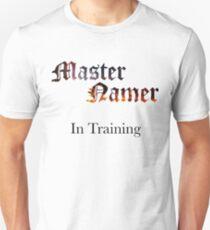 Master Namer Unisex T-Shirt
