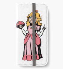 Princess Peach iPhone Wallet/Case/Skin