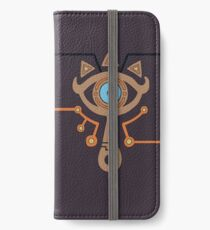 Sheikah Slate iPhone Wallet/Case/Skin
