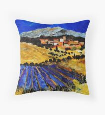provence south of france 562 Throw Pillow
