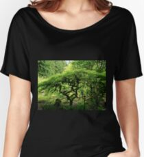 Greenery Women's Relaxed Fit T-Shirt