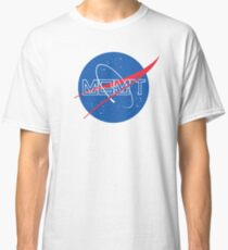 NASA MGMT Logo Classic T-Shirt