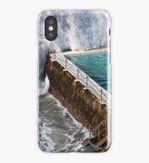 Bondi Beach Splash iPhone Case