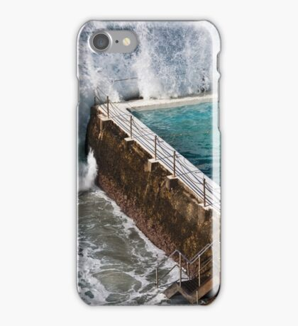 Bondi Beach Splash iPhone Case/Skin