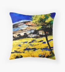 provence south of france 0507 Throw Pillow